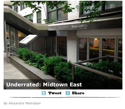 Underrated: Midtown East